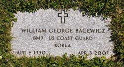 William George Bacewicz