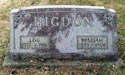 Lulu May <i>Van Schoyck</i> Higdon