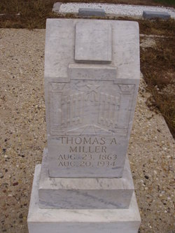 Thomas A. Miller