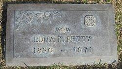 Edna K Petty