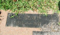 C Henry Williams