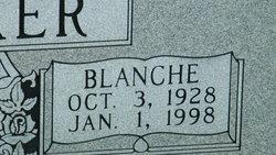 Blanche Hooker