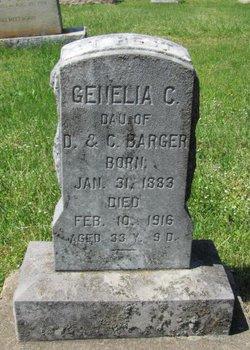 Genelia Catherine Barger