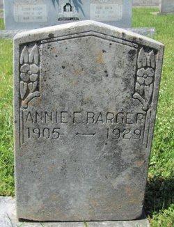 Annie Ellenora Barger