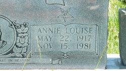 Annie Louise Hooker