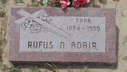 Rufus Nathaniel Adair