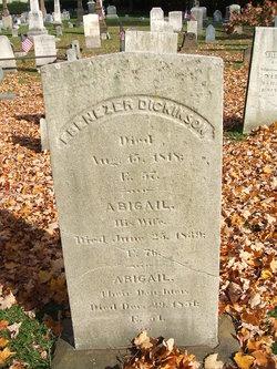 Ebenezer Dickinson