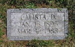 Calista Della <i>Alley</i> Beal