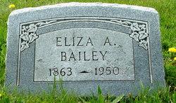 Eliza Arminda <i>Shaffer</i> Bailey