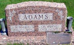 Hubert Cecil Adams