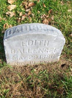 Edith <i>Reagan</i> Ballengee