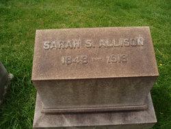 Sarah S <i>Battels</i> Allison