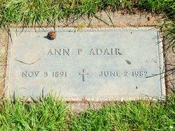 Ann P Adair