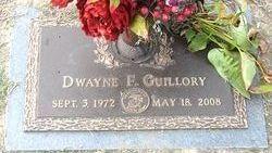 Capt Dwayne F. Guillory