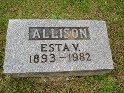 Esta Violet <i>Eastman</i> Allison