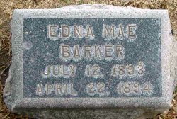 Edna May Barker
