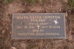 Spec Heath Kayne Quinton Pickard