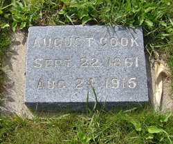 August Cook