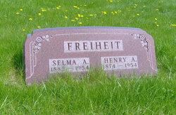 Henry August Freiheit