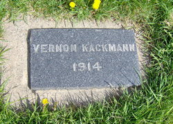 Vernon William Kackman