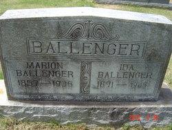 Ida <i>Brasfield</i> Ballenger