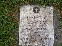 Albert Cornelius Clancy