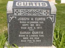 Sarah <i>Morrell</i> Curtis