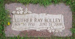 Luther Ray Bolley