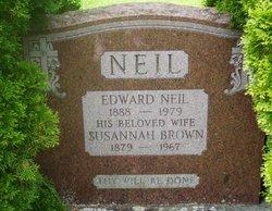 Susannah <i>Brown</i> Neil