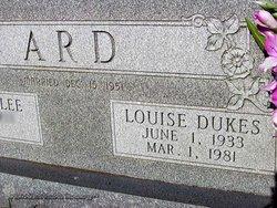 Sadie Louise <i>Dukes</i> Ard