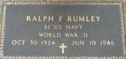 Ralph Forest Rumley