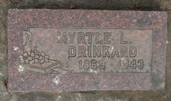 Myrtle Leona <i>Harbison</i> Drinkard