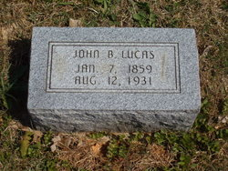 John Bennington Lucas