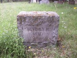 Beverly H Butler