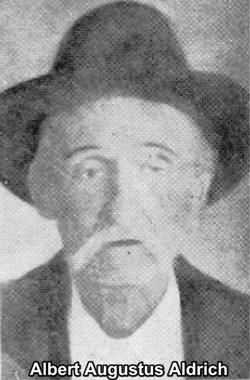 Albert Augustus Aldrich