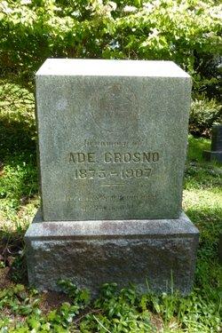 Aden B Crosno