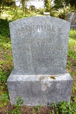 Gertrude Crosno