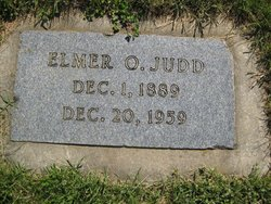 Elmer Osborne Judd