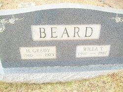H Grady Beard