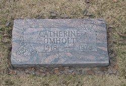 Catherine Francis <i>Orr</i> Omholt