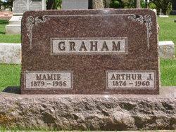 Mamie Elsie <i>Rawhouser</i> Graham
