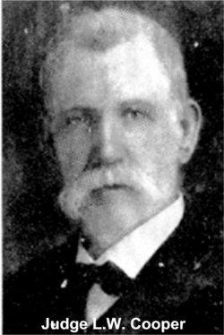Leroy Washington Cooper