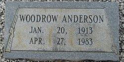 Woodrow Anderson