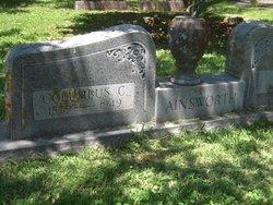 Columbus C Ainsworth