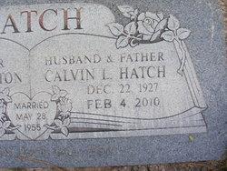 Calvin L. Hatch