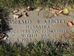 Gerald B. Abbott