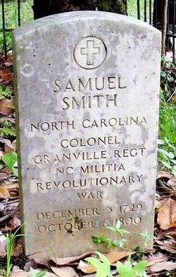 Col Samuel Smith, Sr