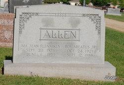 Ima Jean <i>Flenniken</i> Allen