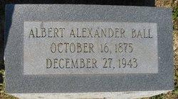 Albert Alexander Ball