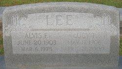 Alvis F Lee